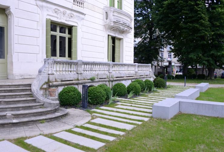 Architecte paysagiste - Lyon - Atlas Paysages - Jardin Achille - Grenoble_6298