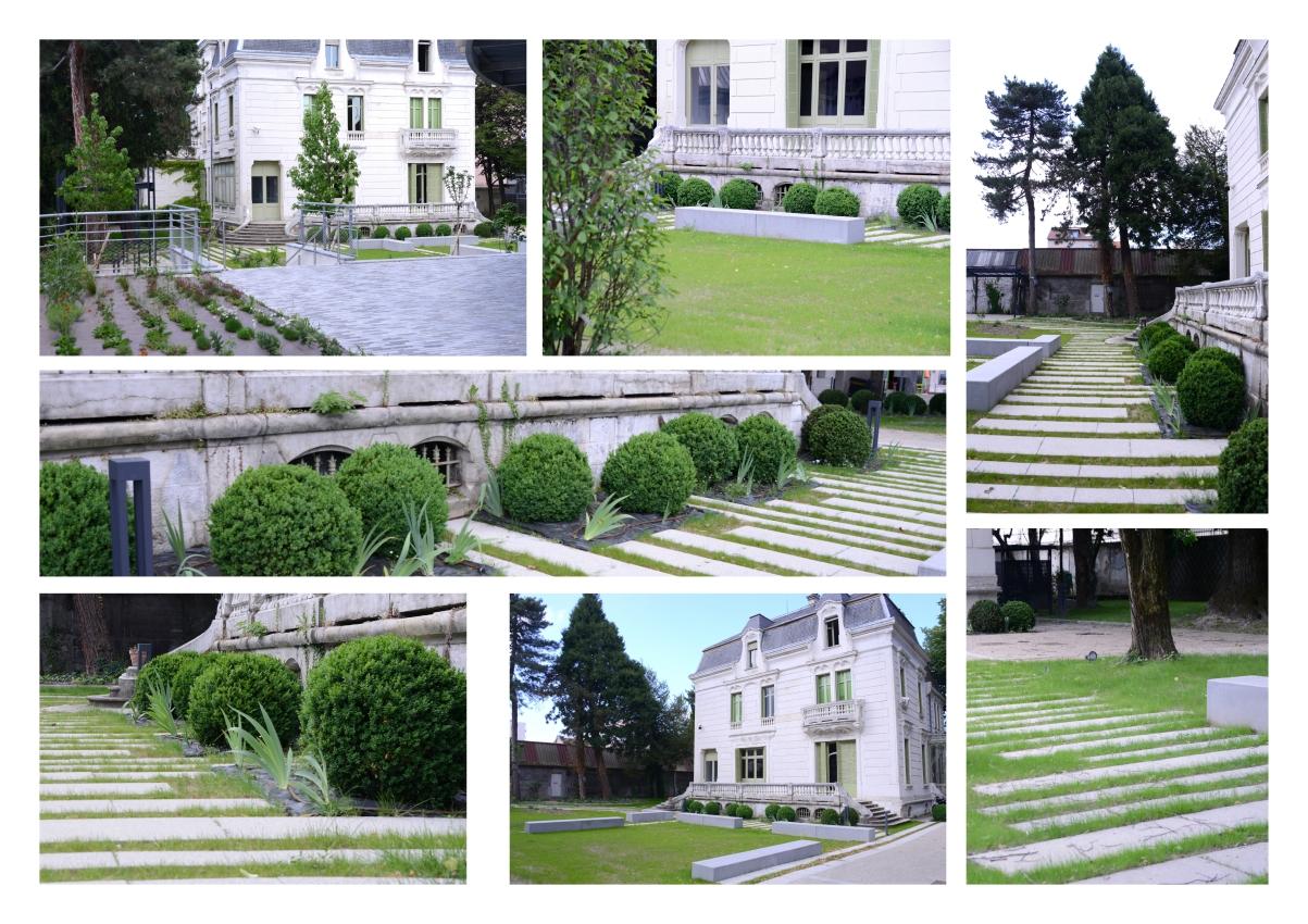 Architecte paysagiste - Créateur de jardin - Rhône Alpes - Lyon Annecy Genève