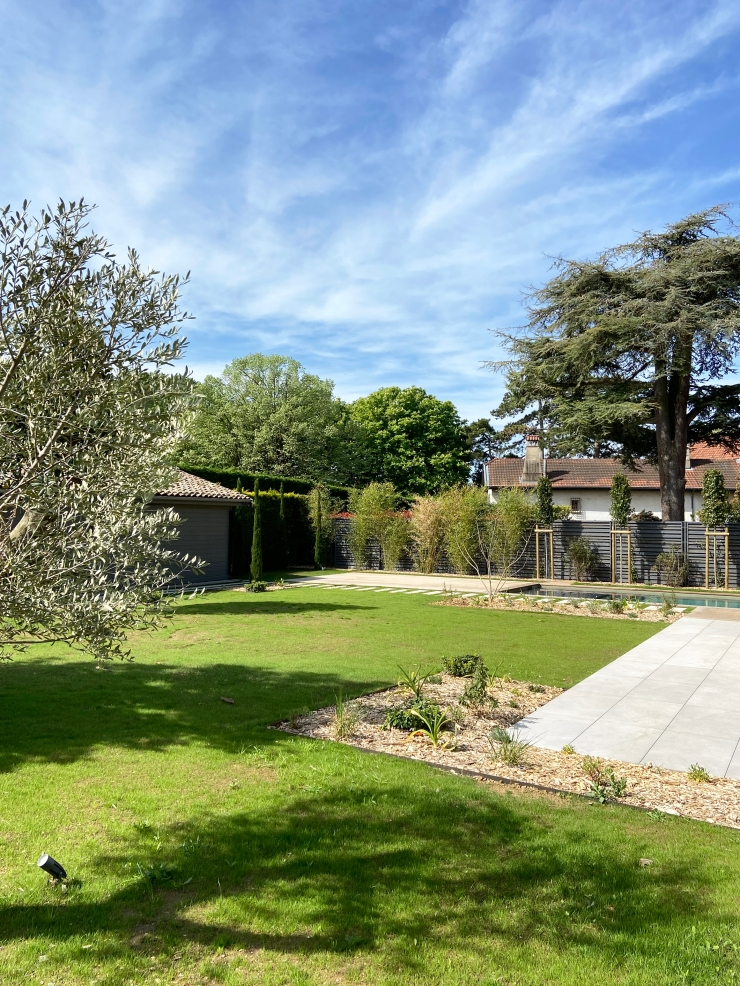 Architecte Paysagiste - Jean-Baptiste Lainé - Atlas Paysages - Lyon -Jardins - Landscape architect